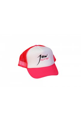 Pink JM Trucker Cap
