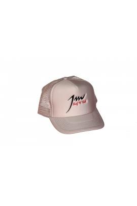 JM Tracker Cap Silver