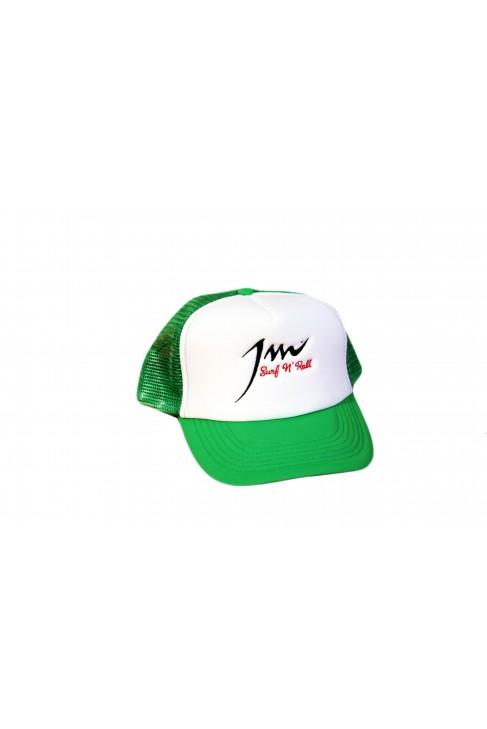 JM trucker cap