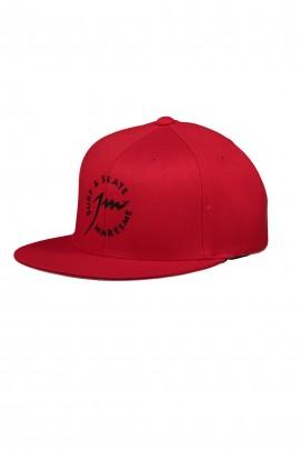 Full Red Baseball Cap