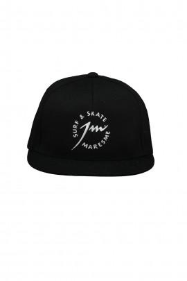 Full Black Baseball Cap