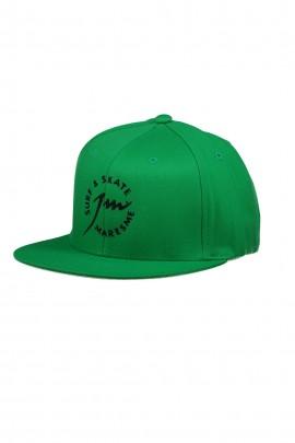 Full Green Baseball Cap