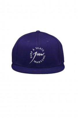 Full Purple Baseball Cap